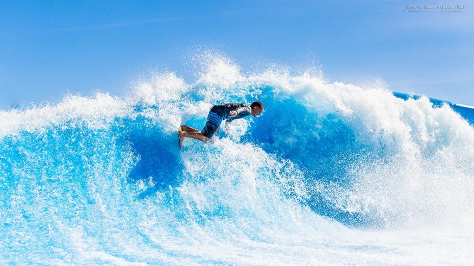 Da Wave Surfeur Pro haut de vague
